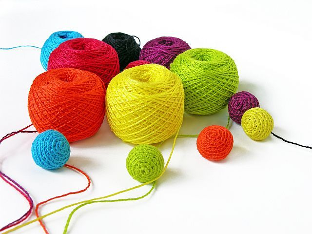 Yarns for bags