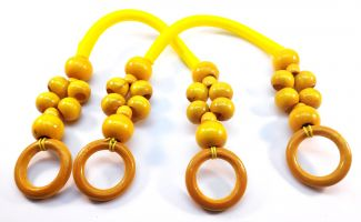 Χερούλι Beads BTBS5 - Κίτρινο