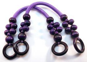 BTBS - Χερούλι Beads BTBS7 - Μωβ