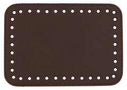 Πάτος Wide (20 x 14 cm) 10PAR - Σκούρο Καφέ