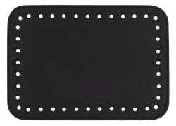Πάτος Wide (20 x 14 cm) 6PAR - Μαύρο