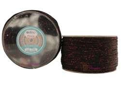 Μύκονος Glitz (Ελληνικό Προϊόν) 102.571 - Black & Bordeaux