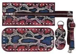7. Κιτ τσάντας Elegant 14ANP - 09 - Ασιμή μεταλλικά