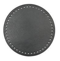 Στρογγυλός πάτος (21cm) 11KR - Μαύρο