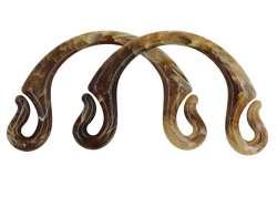 Κοκάλινα χερούλια 19 cm