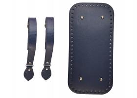 Κιτ τσάντας μεγάλο 3BTK - Σκούρο μπλε