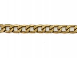 Αλυσίδα Stella 1,20m 4 - Μπρονζέ