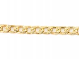 Αλυσίδα Stella Σφυρήλατη 1,20m 1 - Χρυσό