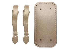 BTST1 - Κιτ τσάντας μικρό 6BTST - Χρυσό