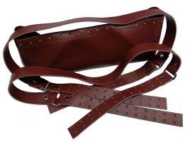 Κιτ τσάντας Stella 25 cm (Ελληνικό Προϊόν) 4 - Μπορντώ