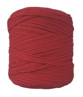 Noodle (T-shirt yarn) 4030 - Red