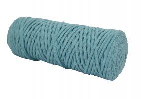 Cotton Twist Macrame Slim 3mm 2 - Light Aqua Green