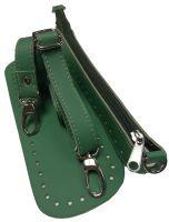 Κιτ τσάντας ταχυδρόμου 25 cm (Ελληνικό Προϊόν) 9 - Πράσινο