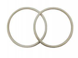 Διάφορα χερούλια (Ζευγάρι) 15KP - White (15,5 cm)