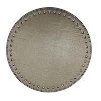 Στρογγυλός πάτος (21cm) 5KR - Ασημί