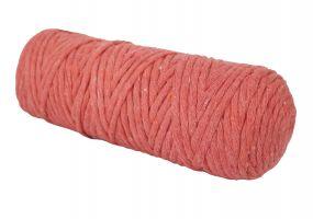 Cotton Twist Macrame Slim 3mm 12 - Baby Pink
