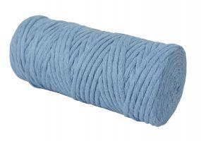 Cotton Twist Macrame Slim 3mm 13 - Baby Blue