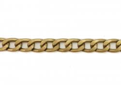 Αλυσίδα Stella Φαρδιά 1,20m 6 - Μπρονζέ