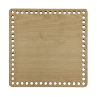 Ξύλινοι πάτοι (L) 1xo5 - Τετράγωνο σφένδαμου (29,5x29,5 cm)