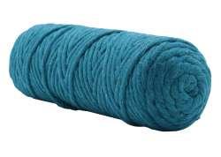 Cotton Twist Macrame 5mm 25 - Petrol