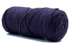 Cotton Twist Macrame Slim 3mm 22 - Dark Purple