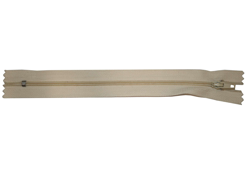 Φερμουάρ απλό 18 cm