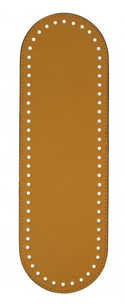 Πάτος Οβάλ (32 x 10cm) 000014K - Μουσταρδί