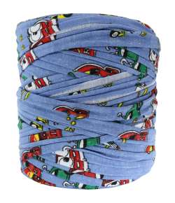 Noodle (T-shirt yarn) 4093