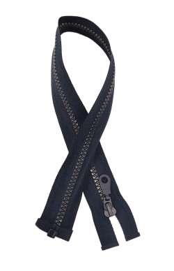 Φερμουάρ απλό πλαστικό 50 cm 12 - Σκούρο Μπλε