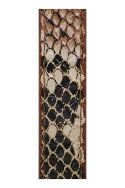 Λουριά σακιδίου πλάτης 021AP - Brown - Black (Μαύρα μεταλλικά)