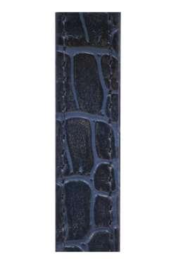 Λουριά σακιδίου πλάτης 033CR - Blue (Μαύρα μεταλλικά)