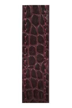 Λουριά σακιδίου πλάτης 034CR - Bordeaux (Χρυσά μεταλλικά)