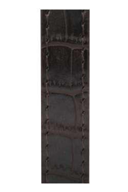 Λουριά σακιδίου πλάτης 036CR - Dark Brown (Χρυσά μεταλλικά)