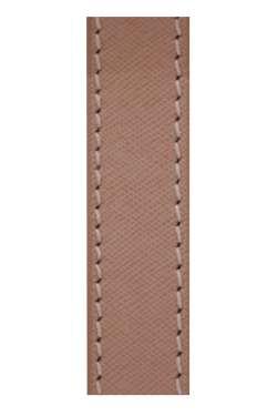 Λουριά σακιδίου πλάτης 016S - Powder Pink (Χρυσά μεταλλικά)
