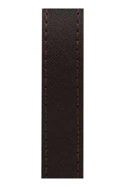 Λουριά σακιδίου πλάτης 019S - Dark Brown (Χρυσά μεταλλικά)