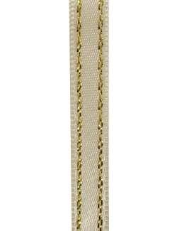 Κορδέλα 10 mm με γυαλιστερή ραφή G02 - Κορδέλα 10 mm με γυαλιστερή ραφή