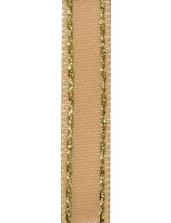 Κορδέλα 10 mm με γυαλιστερή ραφή G07 - Κορδέλα 10 mm με γυαλιστερή ραφή