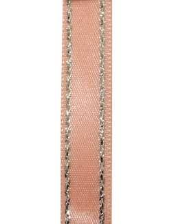 Κορδέλα 10 mm με γυαλιστερή ραφή G08 - Κορδέλα 10 mm με γυαλιστερή ραφή