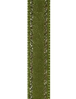 Κορδέλα 10 mm με γυαλιστερή ραφή G14 - Κορδέλα 10 mm με γυαλιστερή ραφή