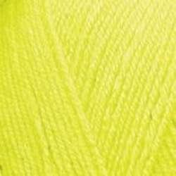 Sekerim Bebe 552 - Phosphorescent Yellow