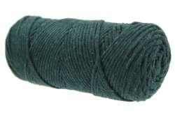 Cotton Twist Macrame Slim 3mm 34 - Dark Green