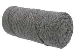 Cotton Twist Macrame Slim 3mm 40 - Grey