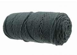 Cotton Twist Macrame Slim 3mm 43 - Petrol