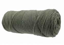 Cotton Twist Macrame Slim 3mm 44 - Khaki