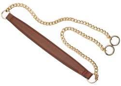 Λουράκι ώμου με χρυσή αλυσίδα (120cm) 700A - Tamba