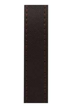 Λουριά σακιδίου πλάτης 019Α - Dark Brown (Ασημί μεταλλικά)
