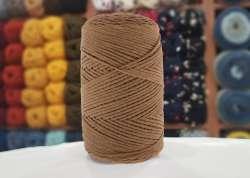 Cotton Macrame Slim 525 - Beige