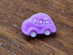 Κουμπιά αυτοκινητάκια 3 - Purple