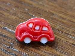 Κουμπιά αυτοκινητάκια 4 - Red