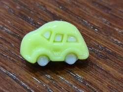 Κουμπιά αυτοκινητάκια 7 - Green